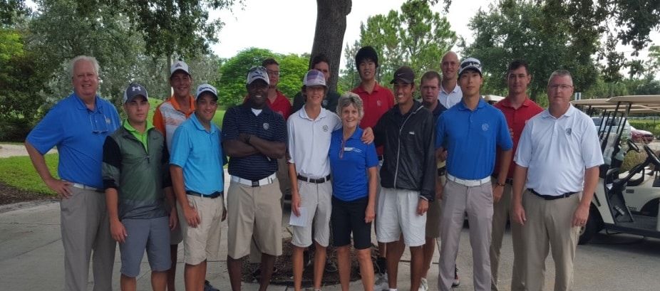 Flagship Students Gain Hands-On Experience at Golf Match and Camp