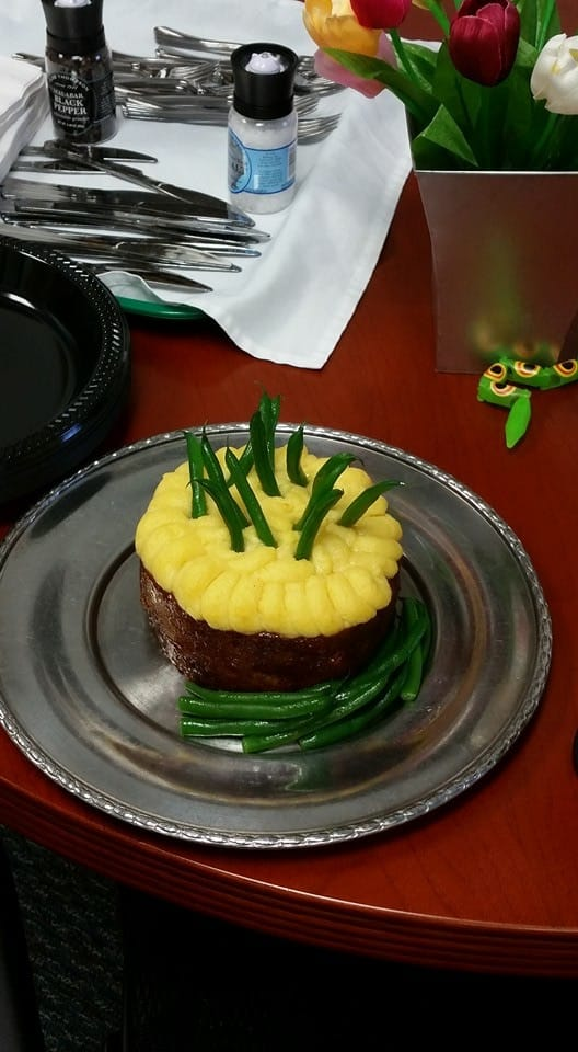 Culinary Students Get Creative For Campus President's Birthday
