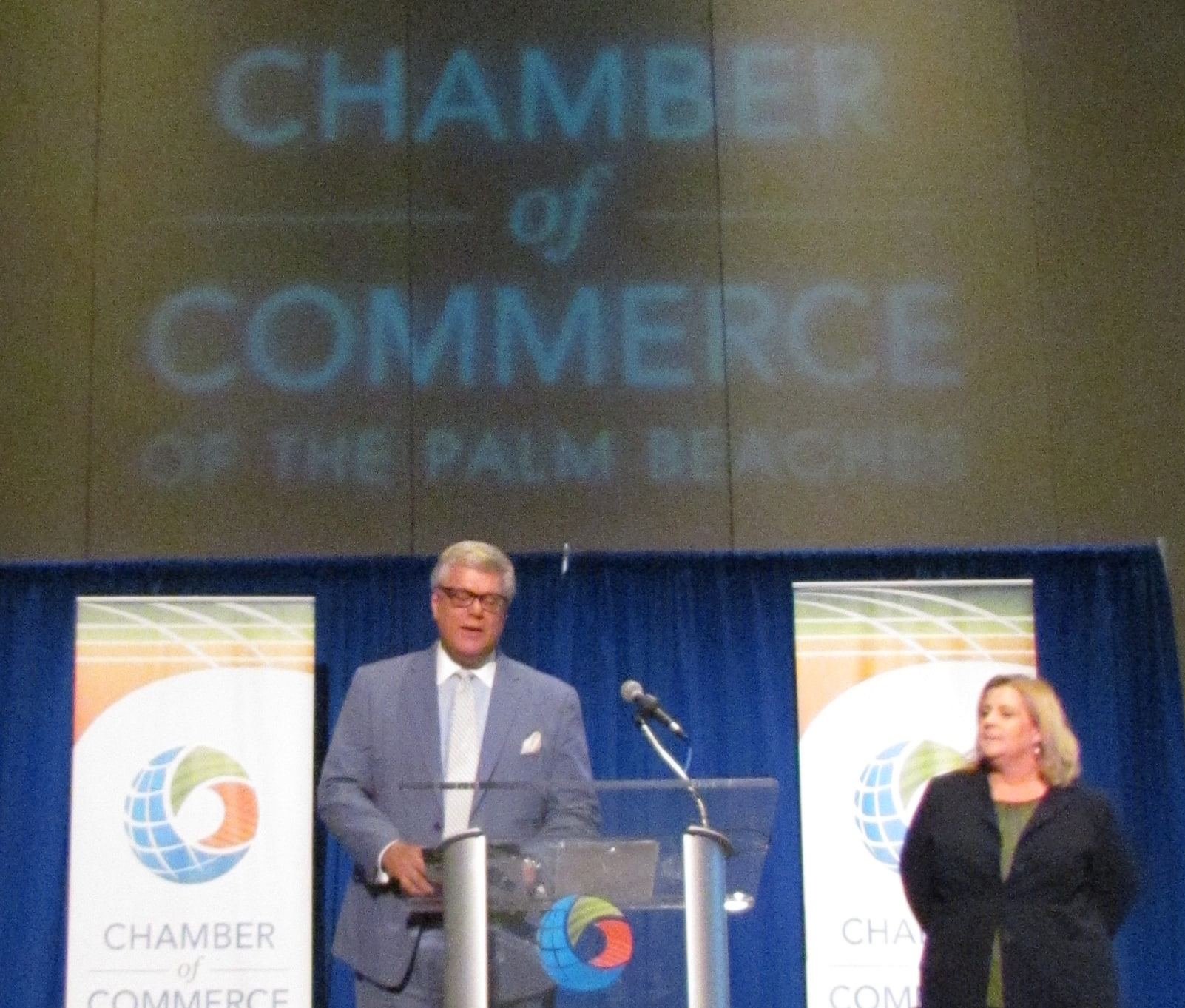 Keiser University Presidents Share Insight at Annual Chamber Breakfast