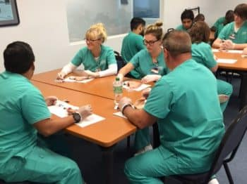 Radiation therapy practice tattooing Sept. 2016(5)