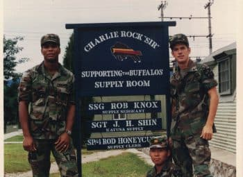 Veterans Corner Rob Knox Korea 2