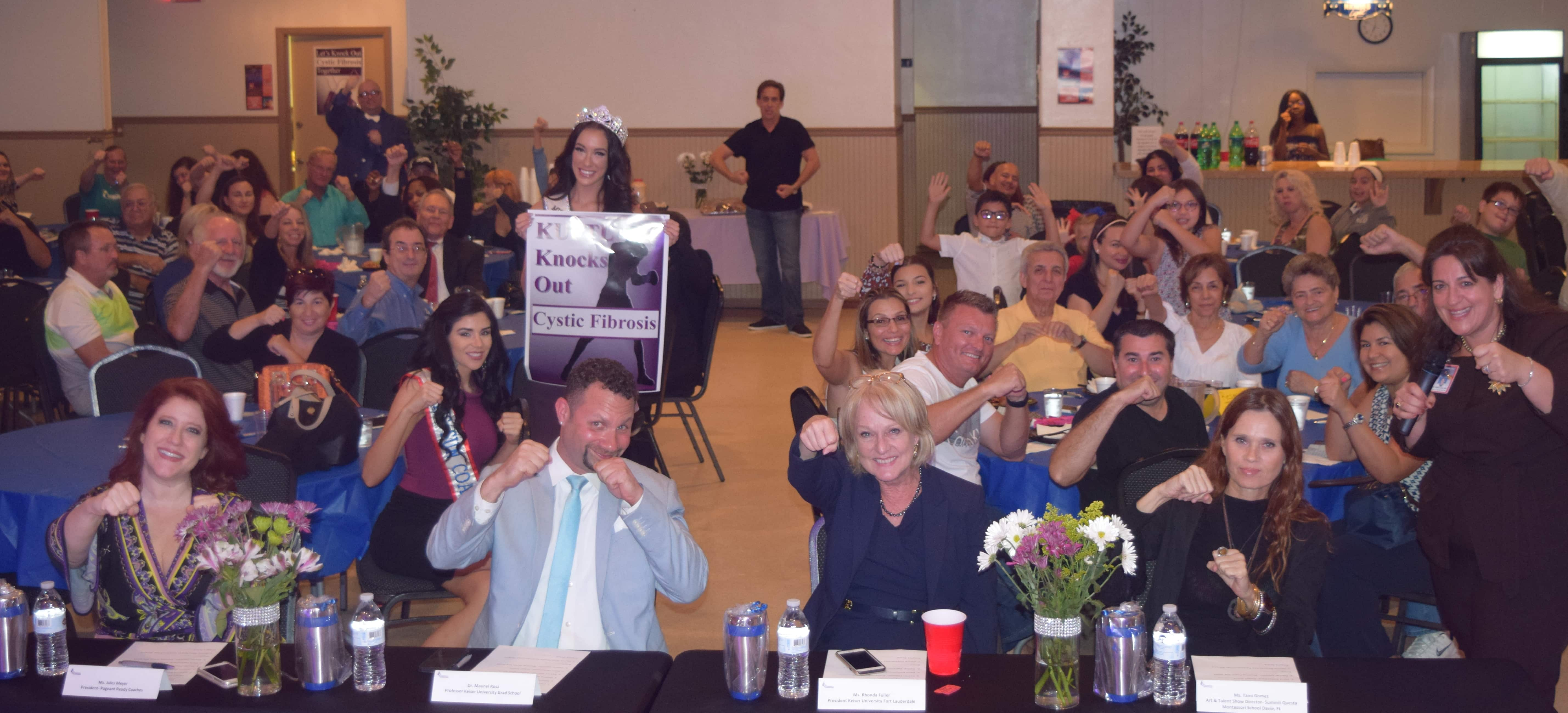 """Ft. Lauderdale Holds Inaugural """"Keiser's Got Talent Show"""" and a Pasta Dinner"""
