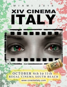 Cinema Italy Oct. 2016