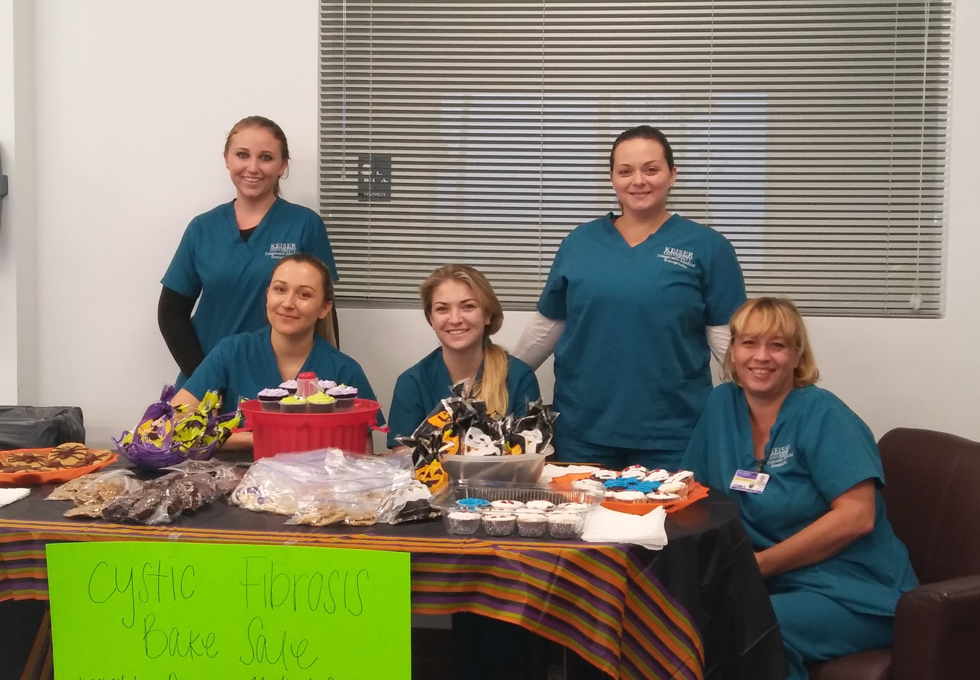 Melbourne Students Raise Money for the Cystic Fibrosis Foundation