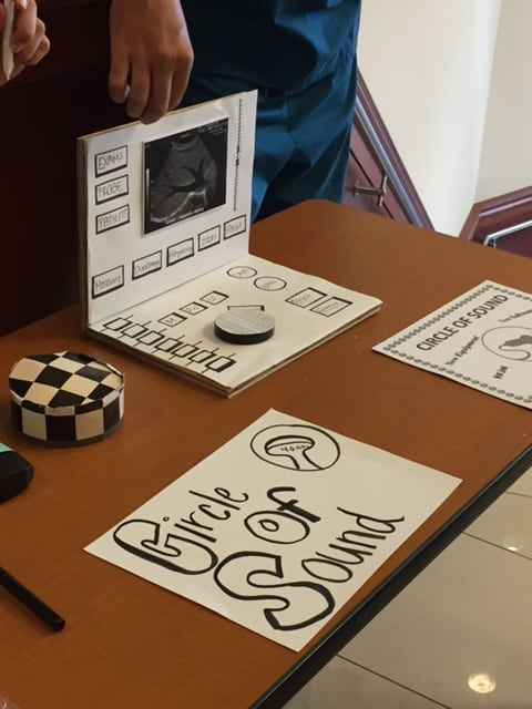 New Diagnostic Medical Sonography Students Show Off Creative Minds in Fort Myers