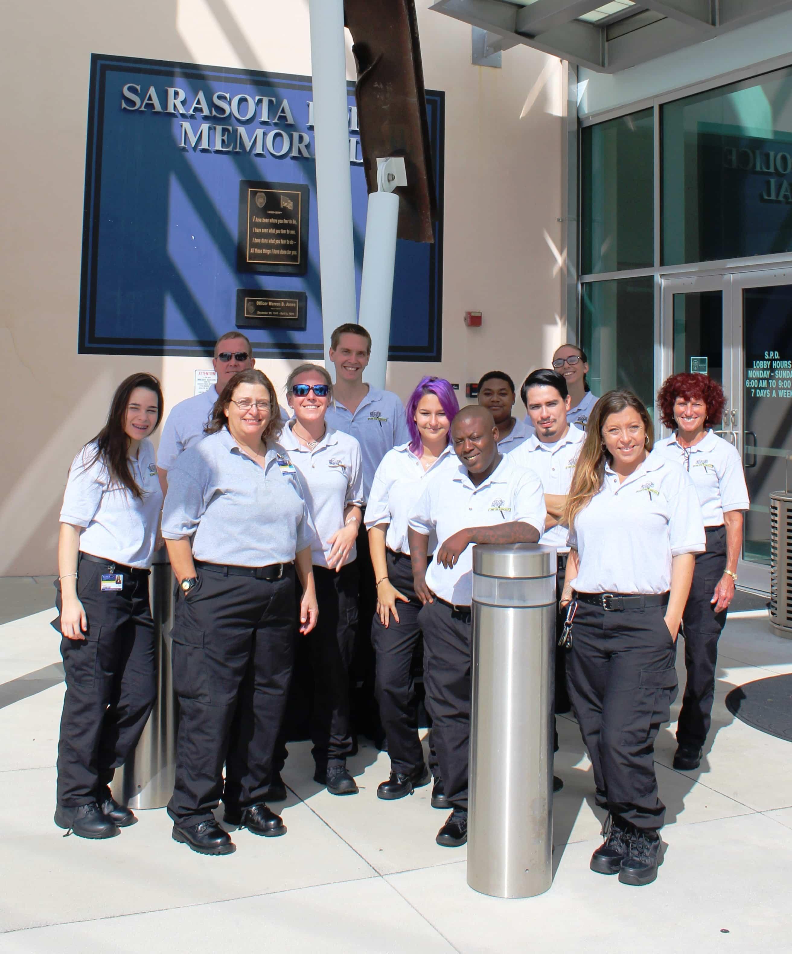 Forensic Investigation Students Visit the Sarasota Police Department