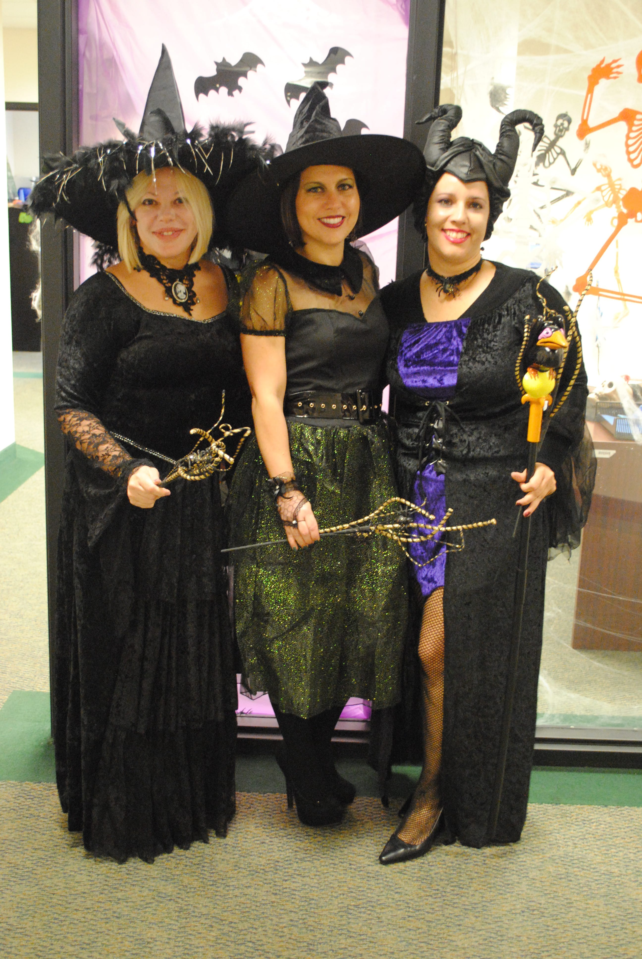 Keiser University Celebrates Halloween!