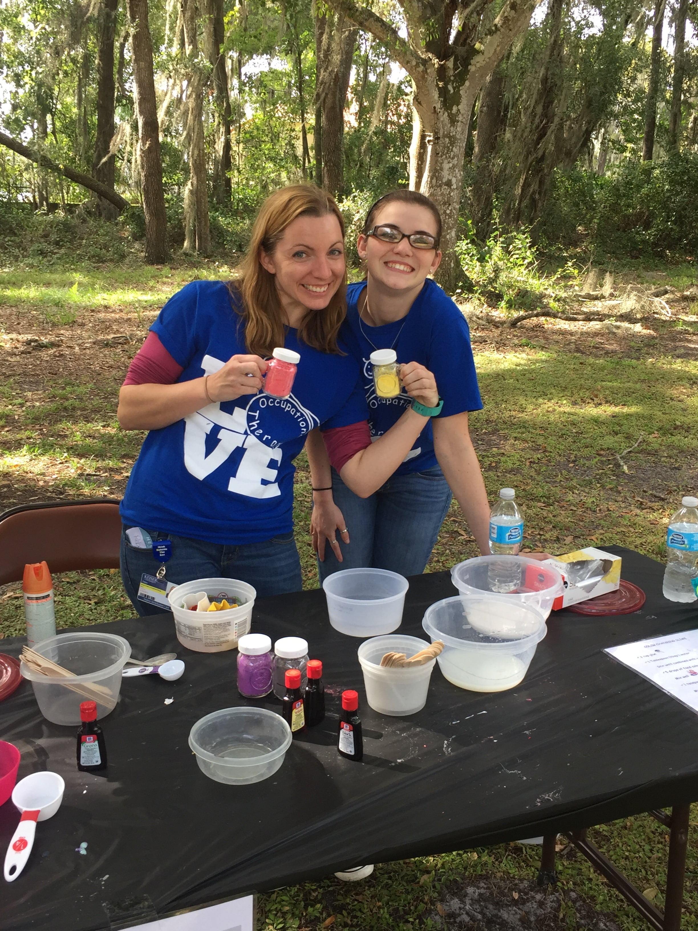 Tampa's SOTA Volunteers to Help Therakids