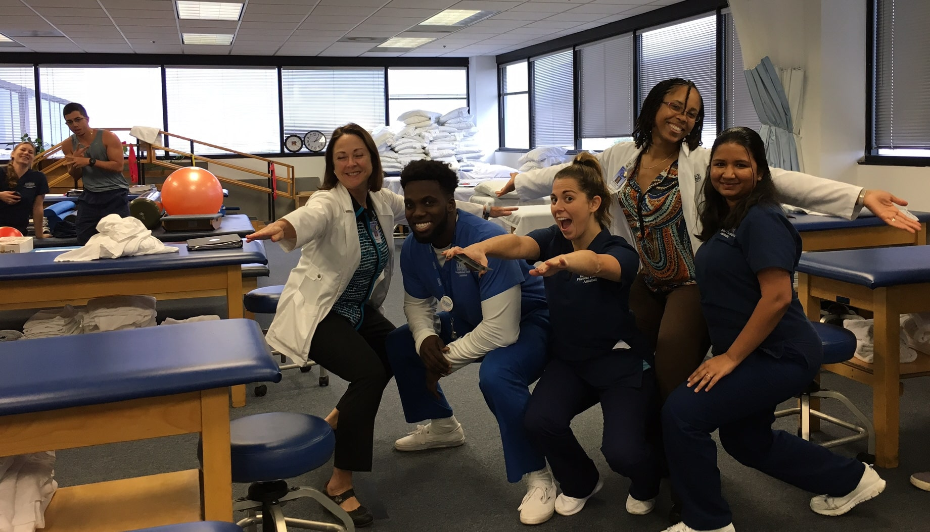 Ft. Lauderdale's Student Physical Therapy Association Celebrates Physical Therapy Month