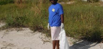 SGA beach cleanup Oct. 2016 (2)