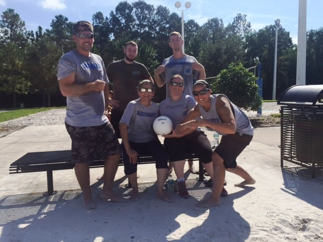 "Jacksonville's Sports Medicine Program Hosts Inaugural ""Seahawk Spike"" Beach Volleyball Tournament"