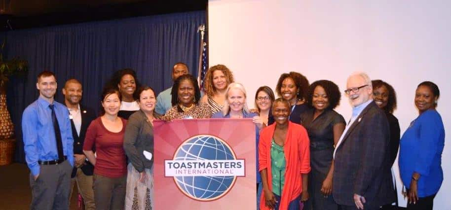 Beacon Point Toastmasters Club Meets at the Ft. Lauderdale Campus