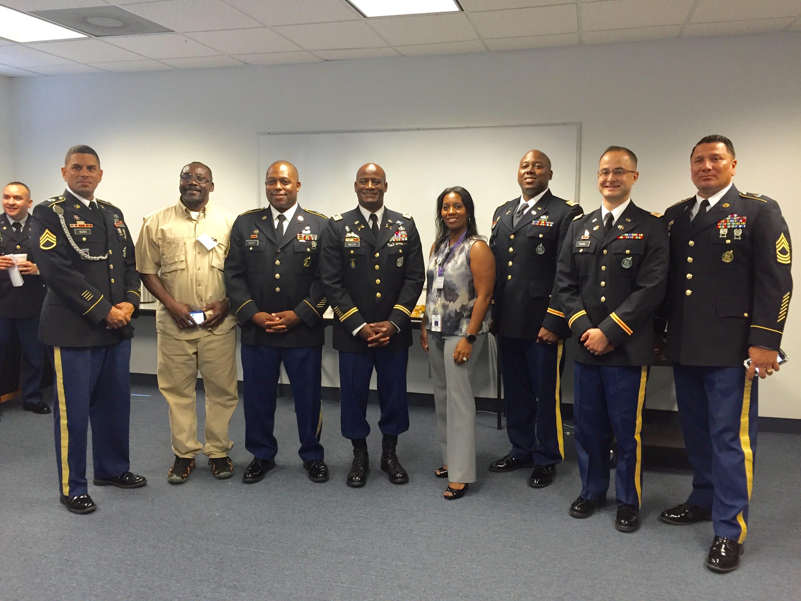 Ft. Lauderdale Hosts Broward County Educators