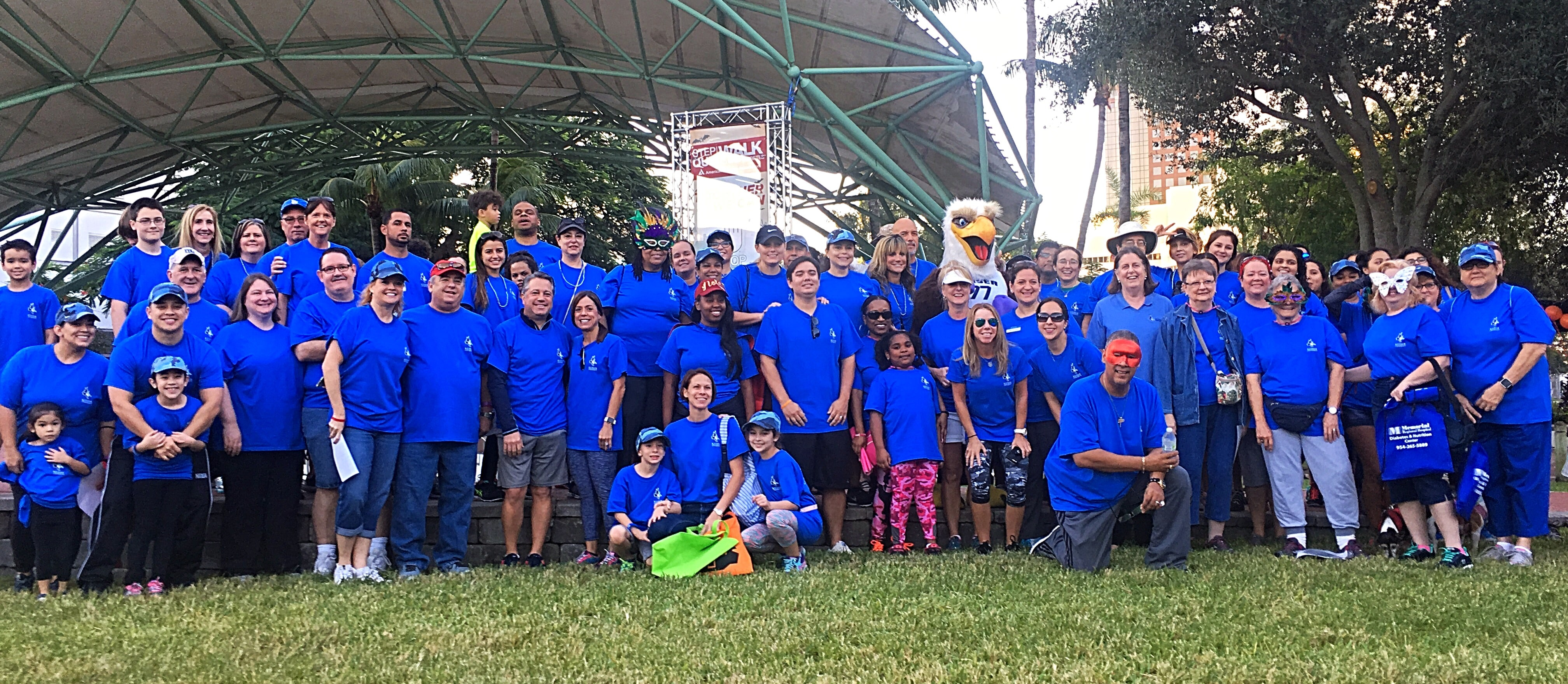 Keiser University's Chancellor Dr. Arthur Keiser Serves as Chairman of the ADA's Step Out: Walk to Stop Diabetes in South Florida