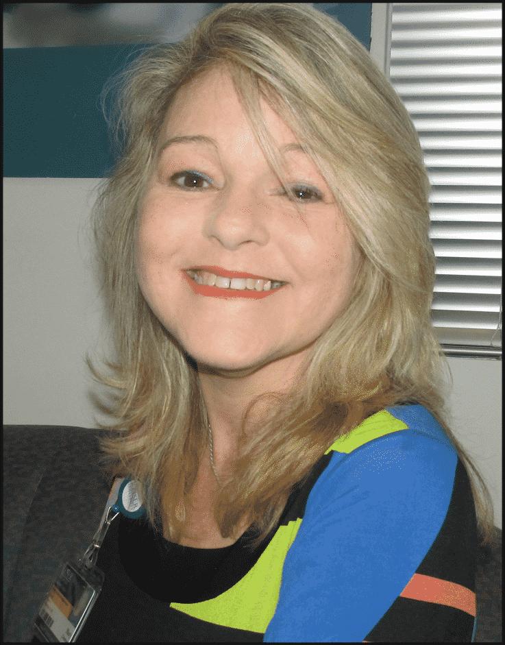 STUDENT SPOTLIGHT: Mary Cloudman, KU Lakeland