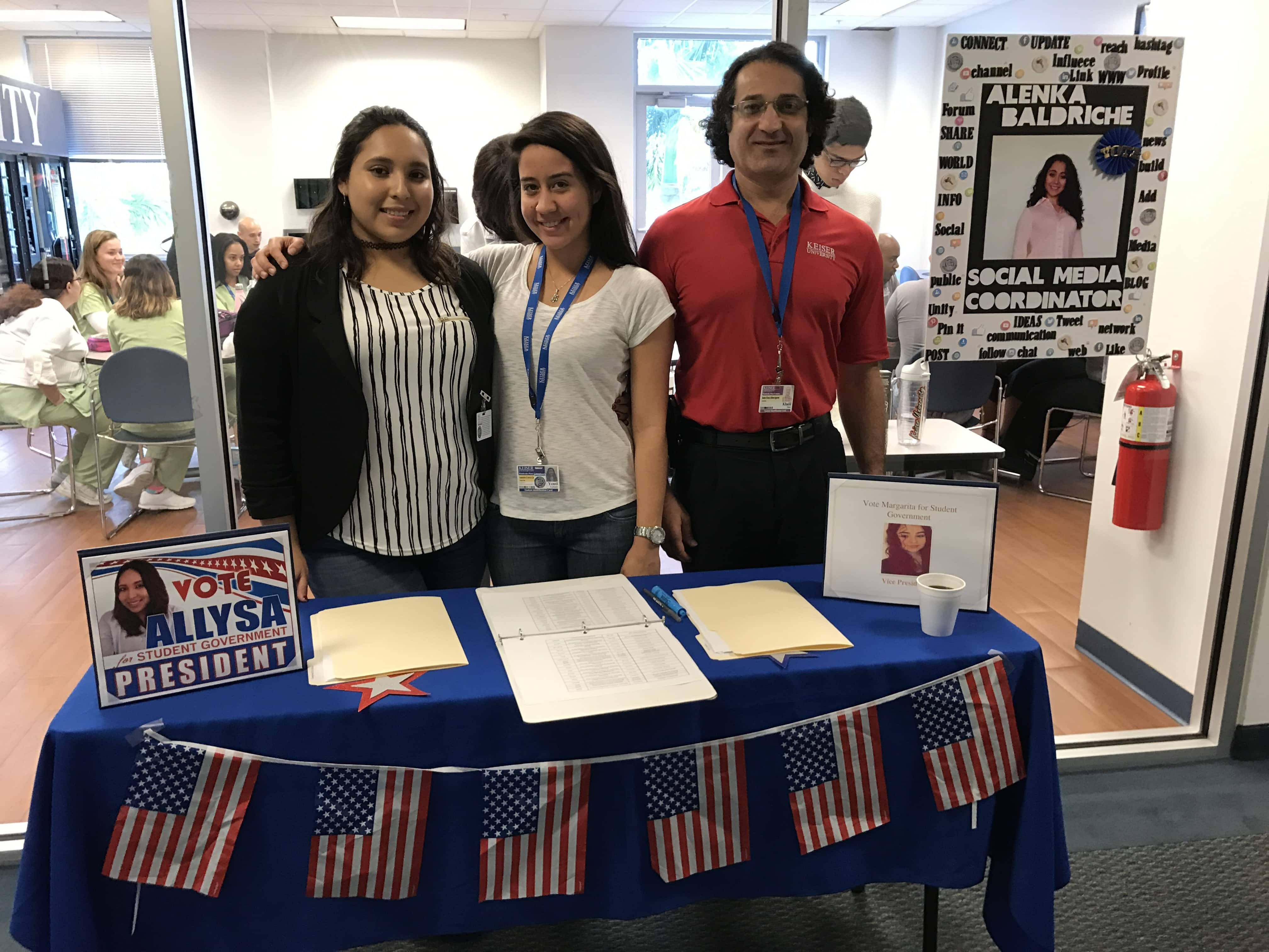 SGA Elections Held in Pembroke Pines