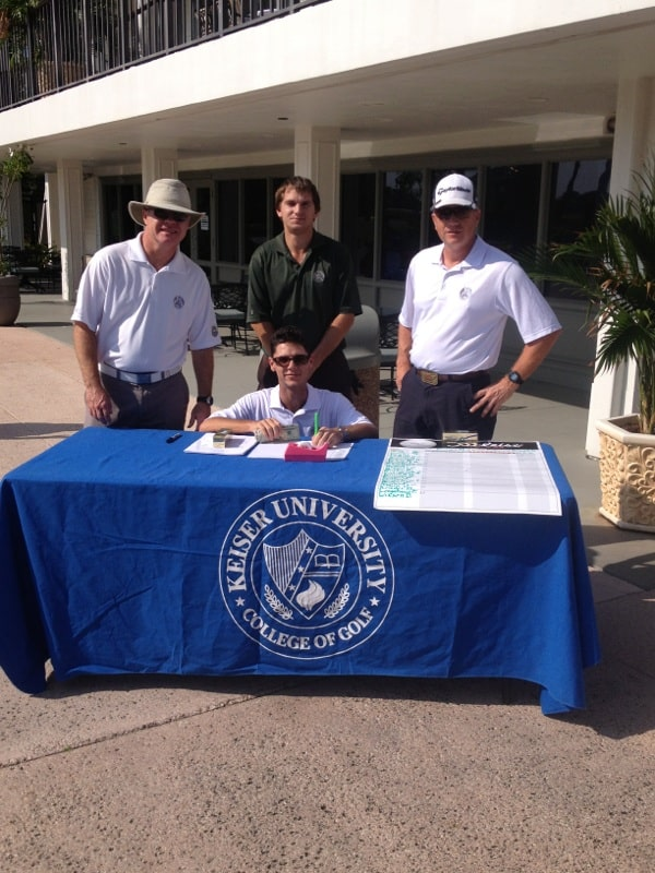 College of Golf Tournament Operations Class Raises Money for Cystic Fibrosis Foundation