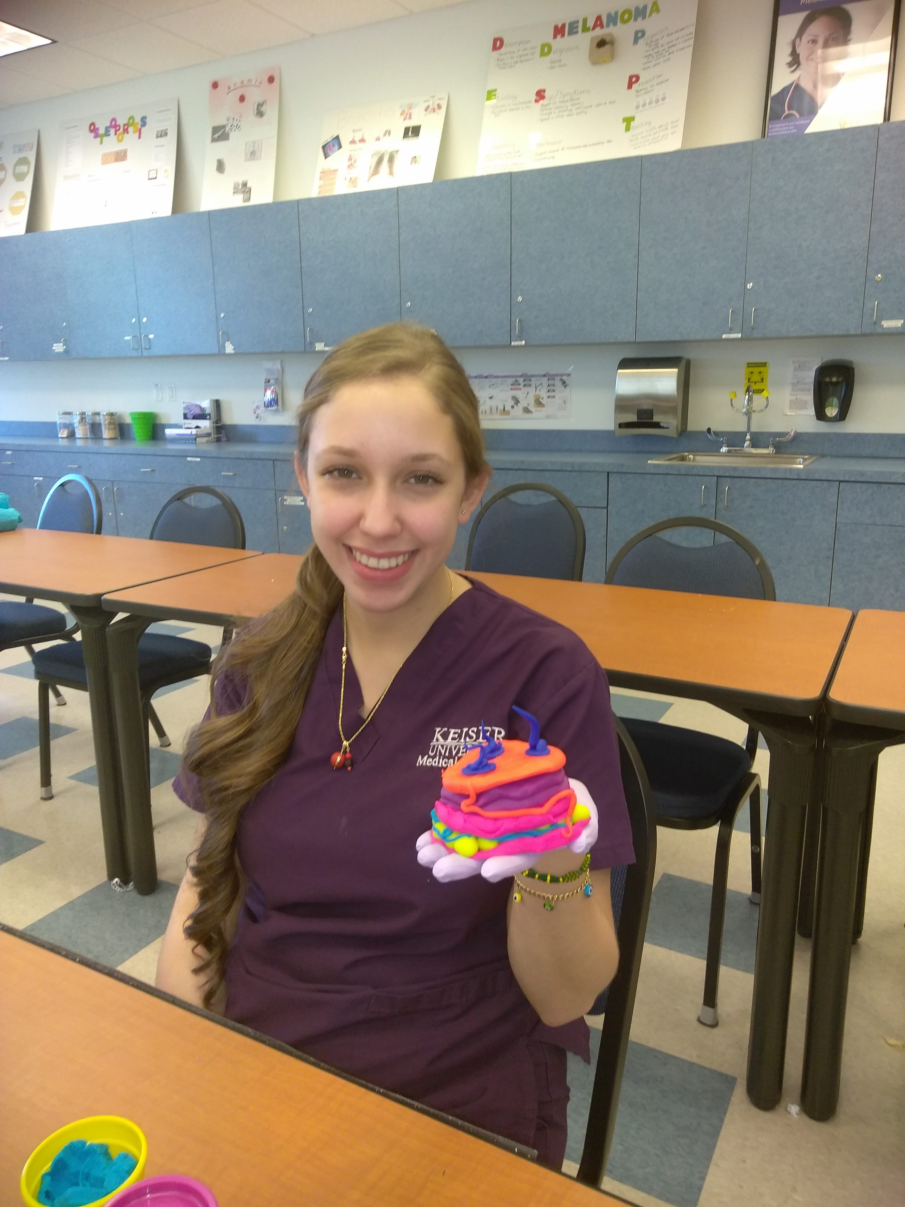 "Fort Myers Medical Assistant Class: ""Don't Call It A Comeback, Play-Doh's Been Here For Years"""