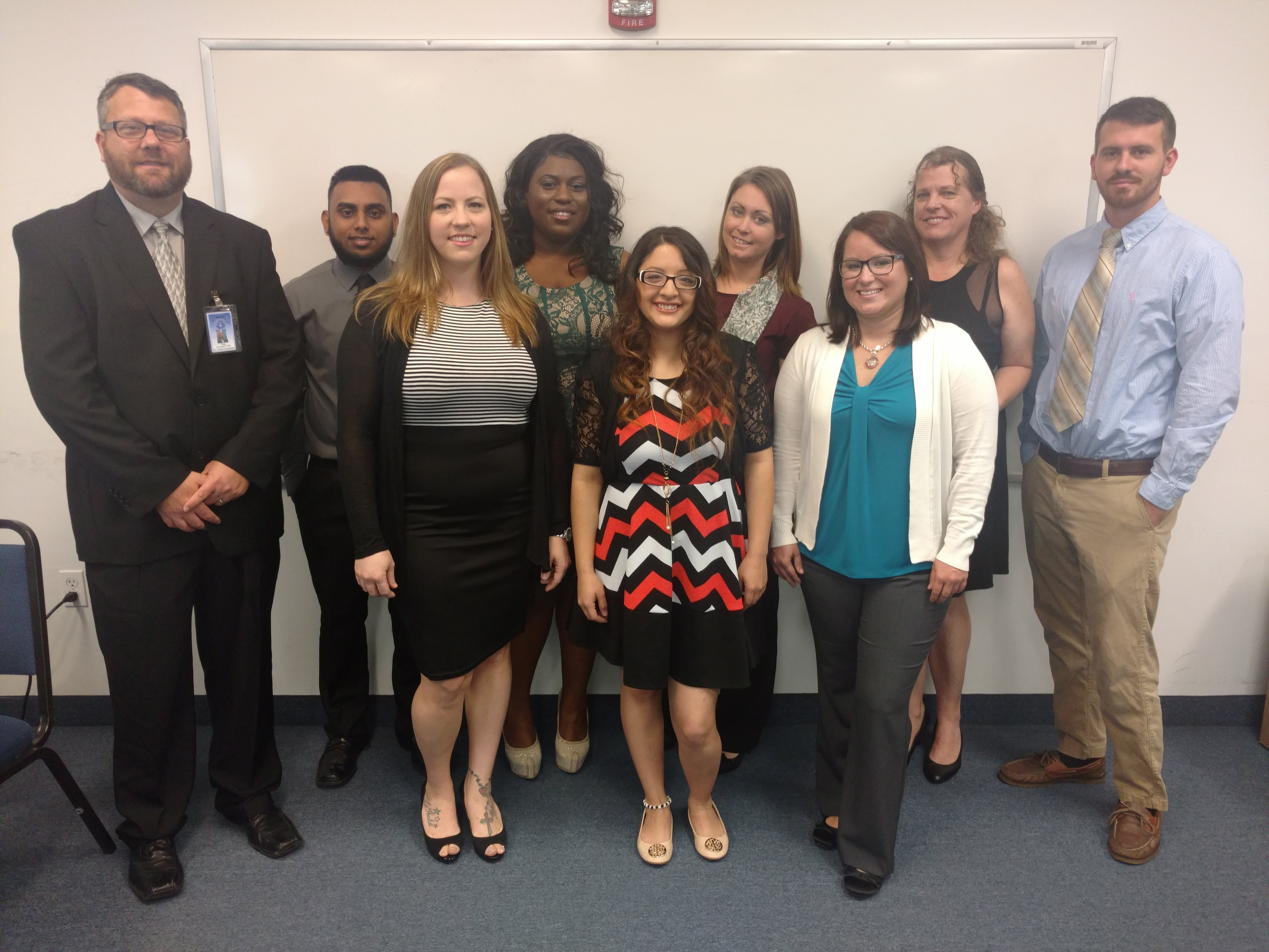 Pinning Ceremonies Held in Lakeland