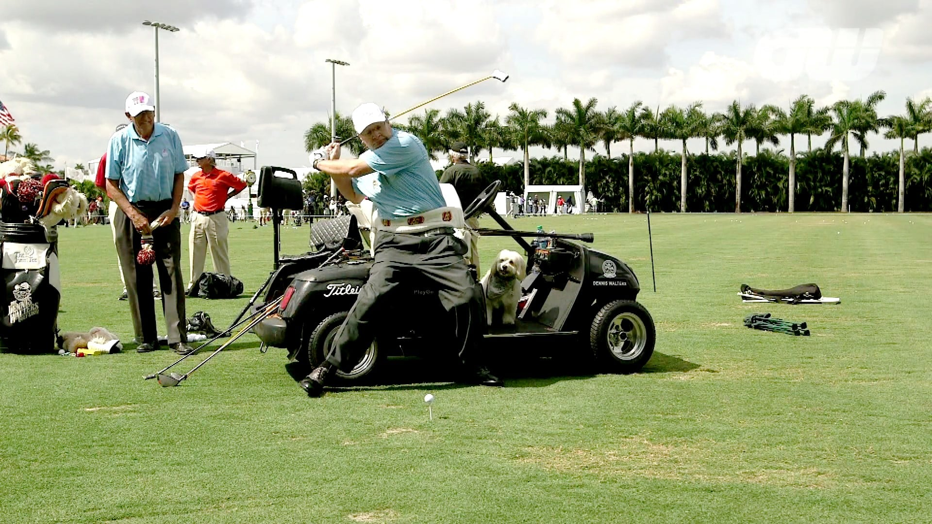 World's Only Paraplegic PGA Professional Inspires Keiser University COG Students