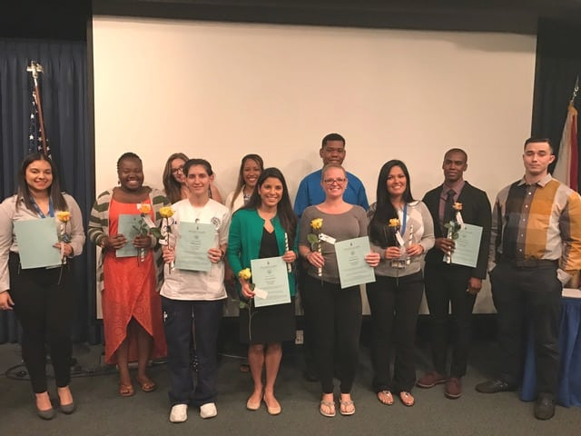 Ft. Lauderdale Hosts a PTK Ceremony