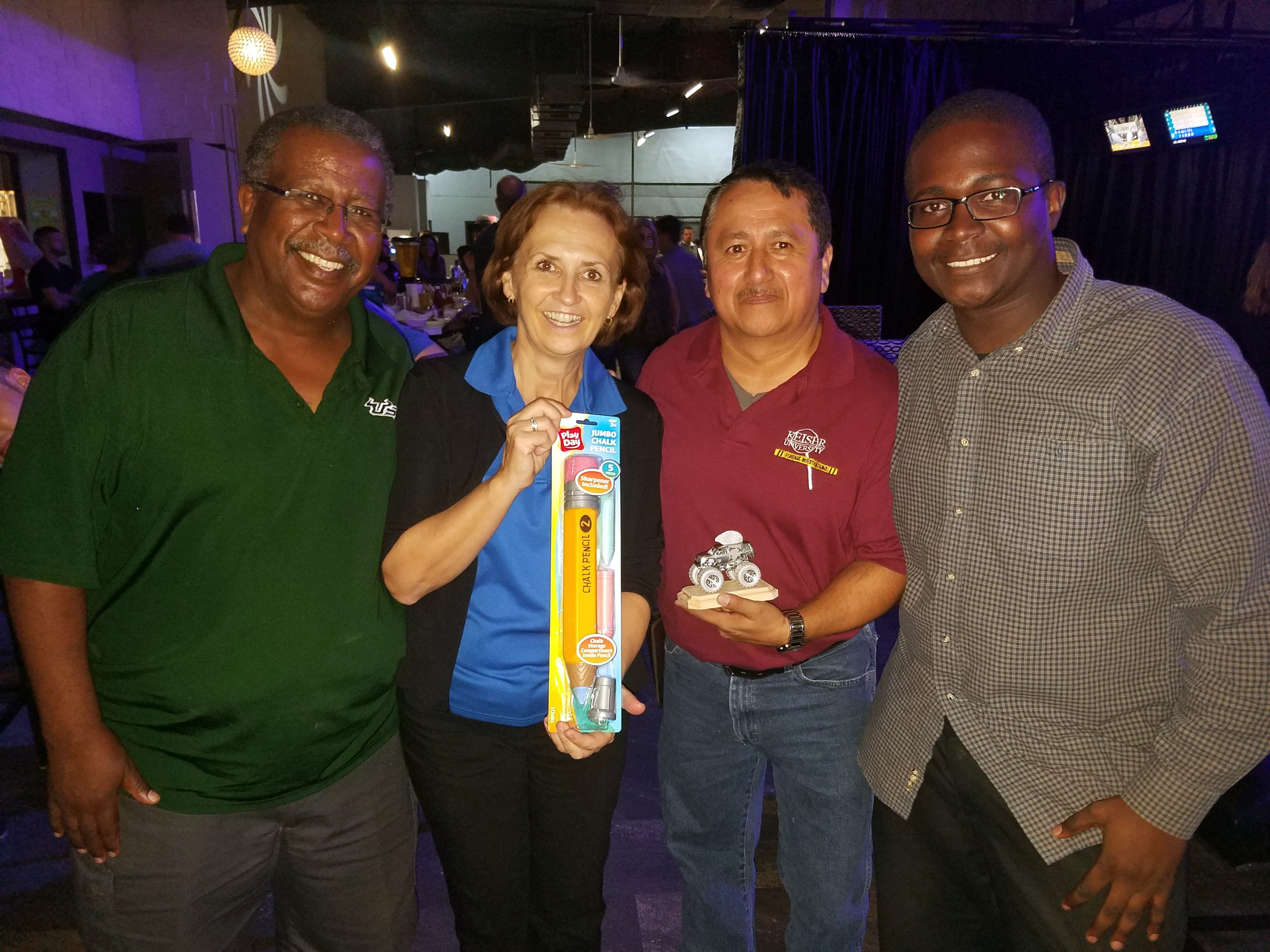 """Keiser Kingpins"" a Success at Fort Myers Campus"