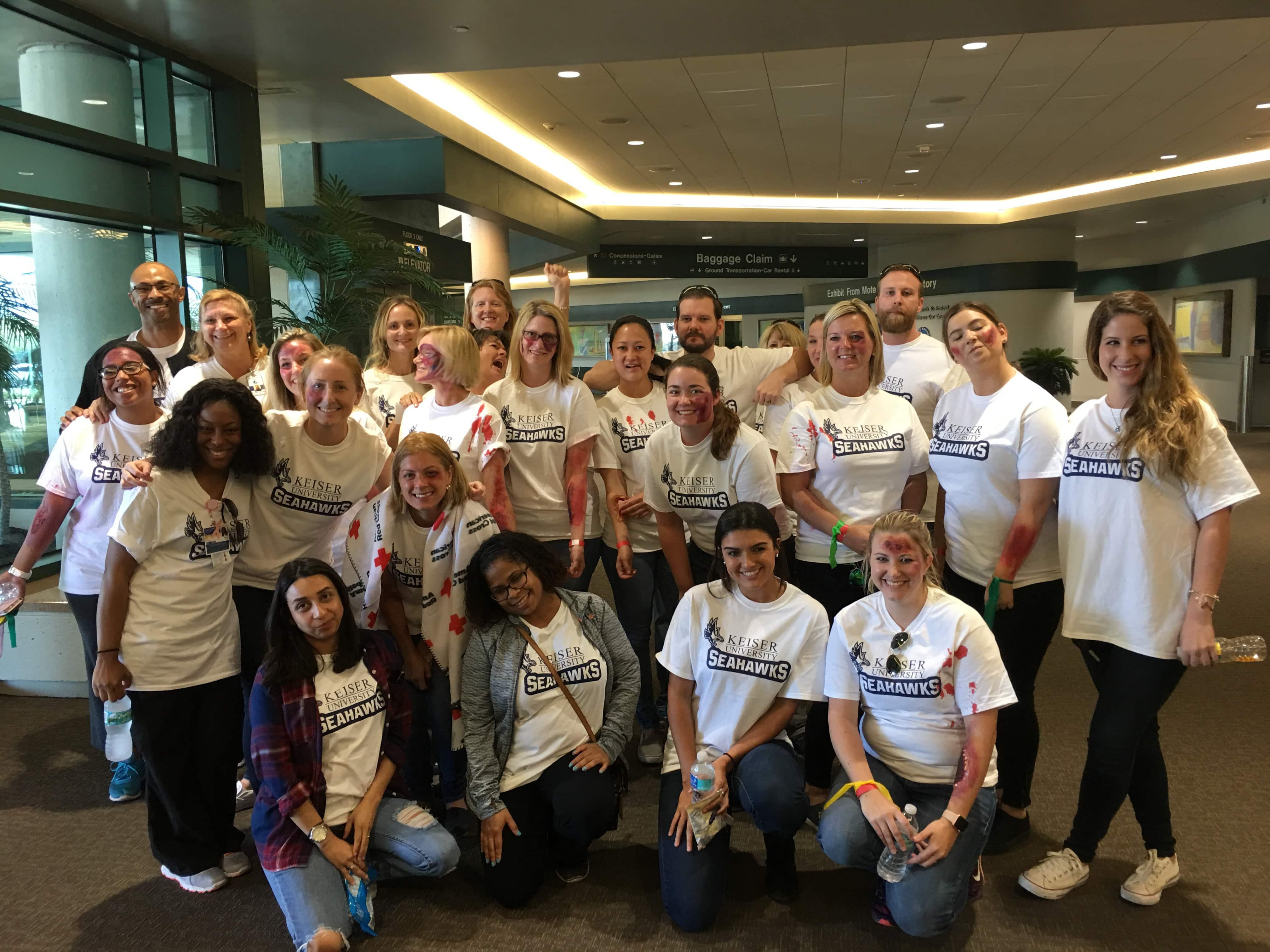 Sarasota Nursing Students Participate in P.A.D.R.E ...