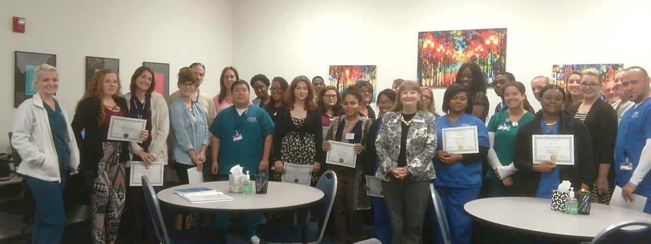 Daytona Beach Campus Celebrates Academic Successes of Students