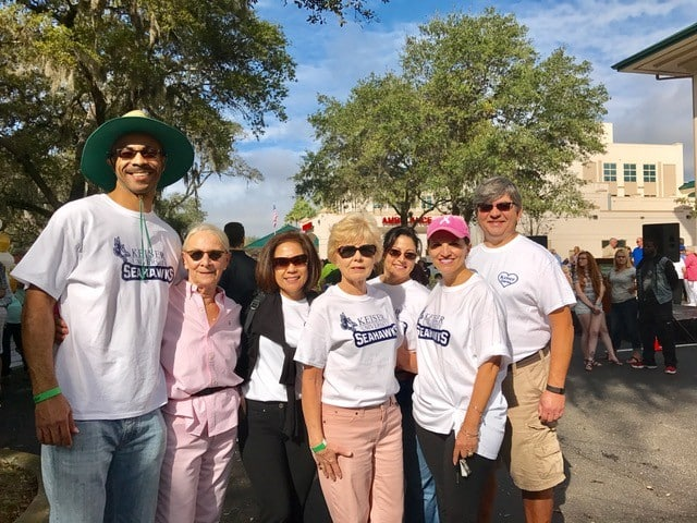 Sarasota Staff and Faculty Volunteer at Doctors Hospital of Sarasota