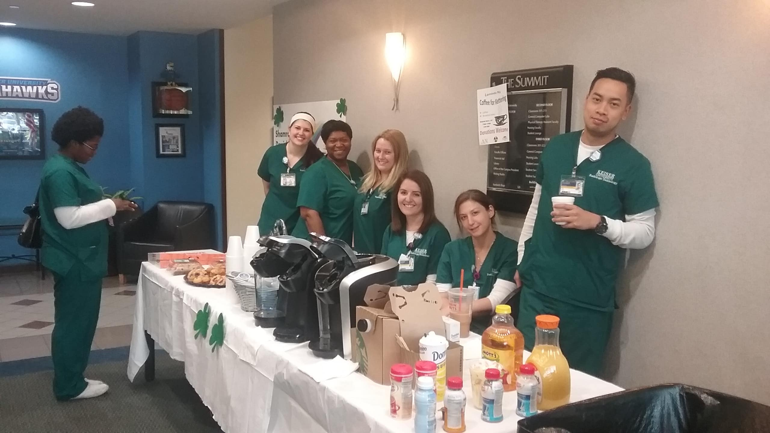 RT Students in Jacksonville Raise Money for Local Charity