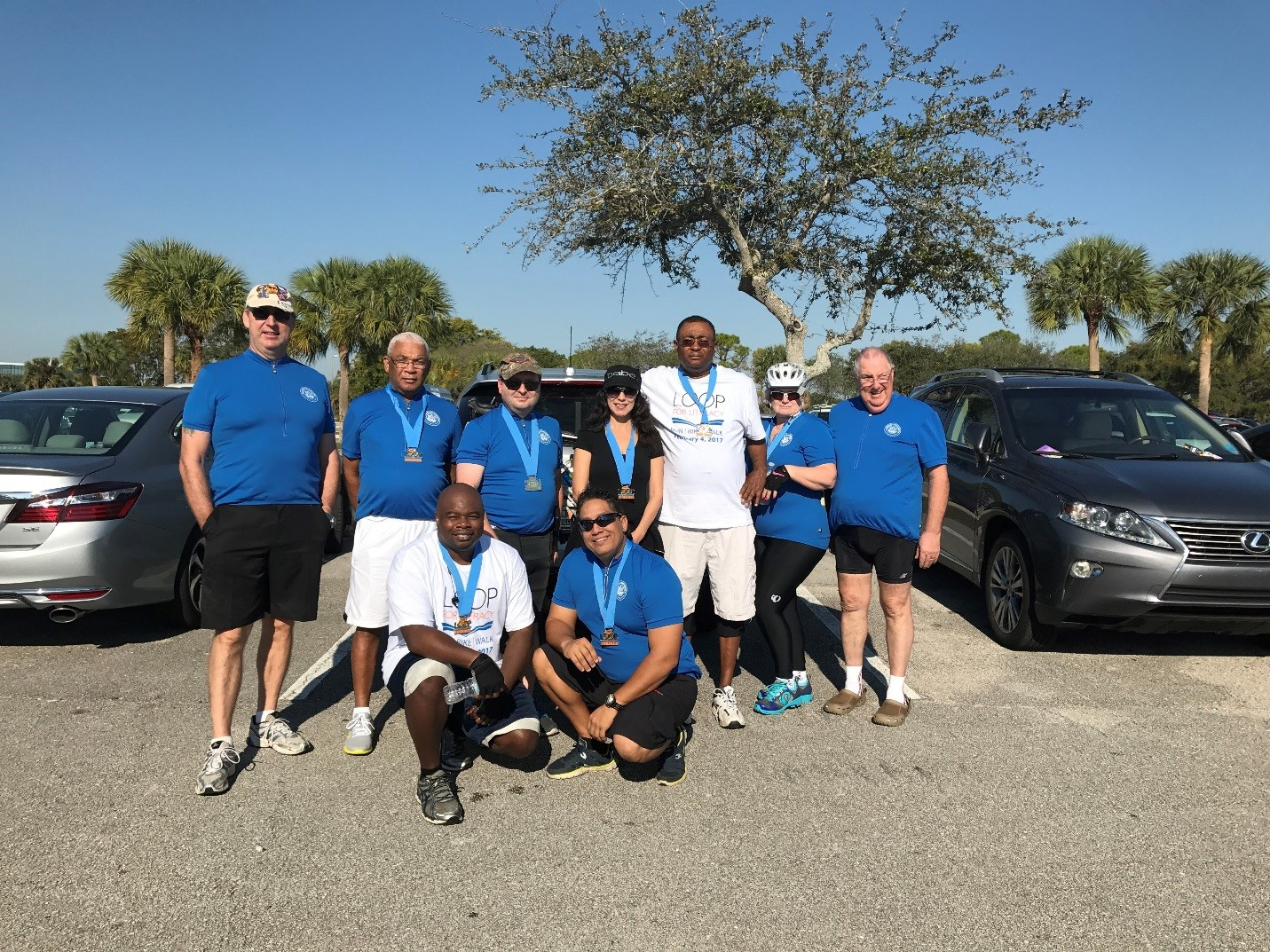 Keiser University Sponsors and Participates in Loop the Lake Event