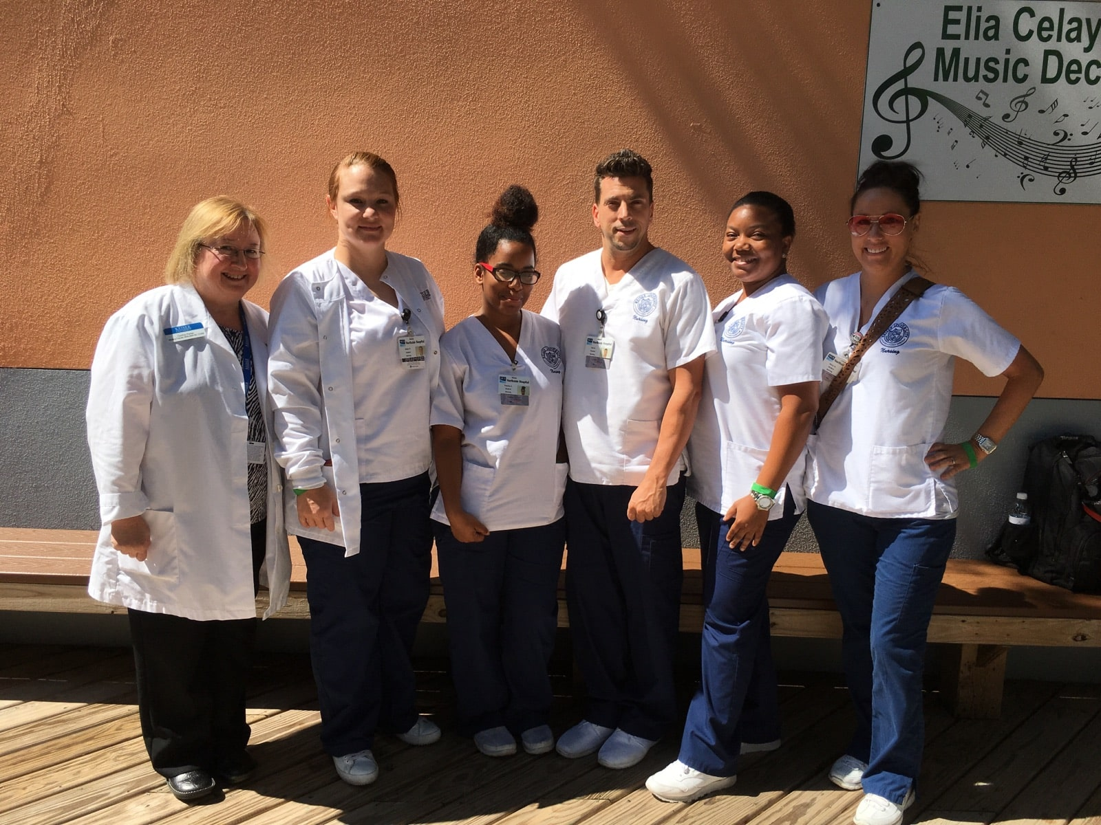 Clearwater Nursing Students Attend 2017 Tampa Bay Birth & Baby Expo