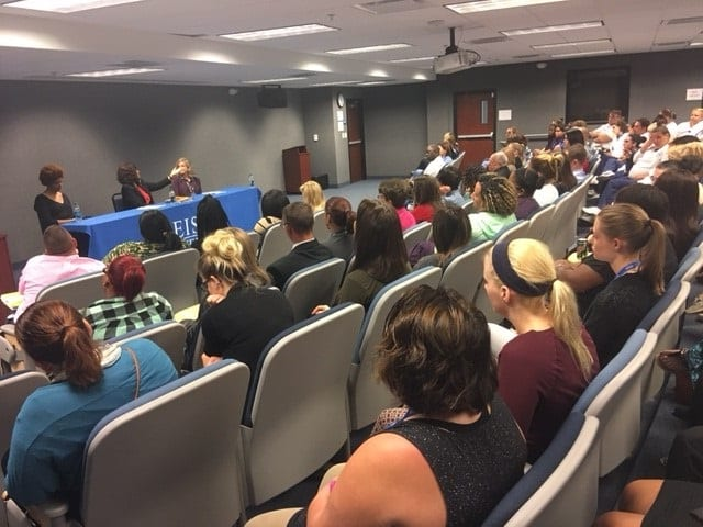 Keiser Clearwater Celebrates Women's History Month with Panel