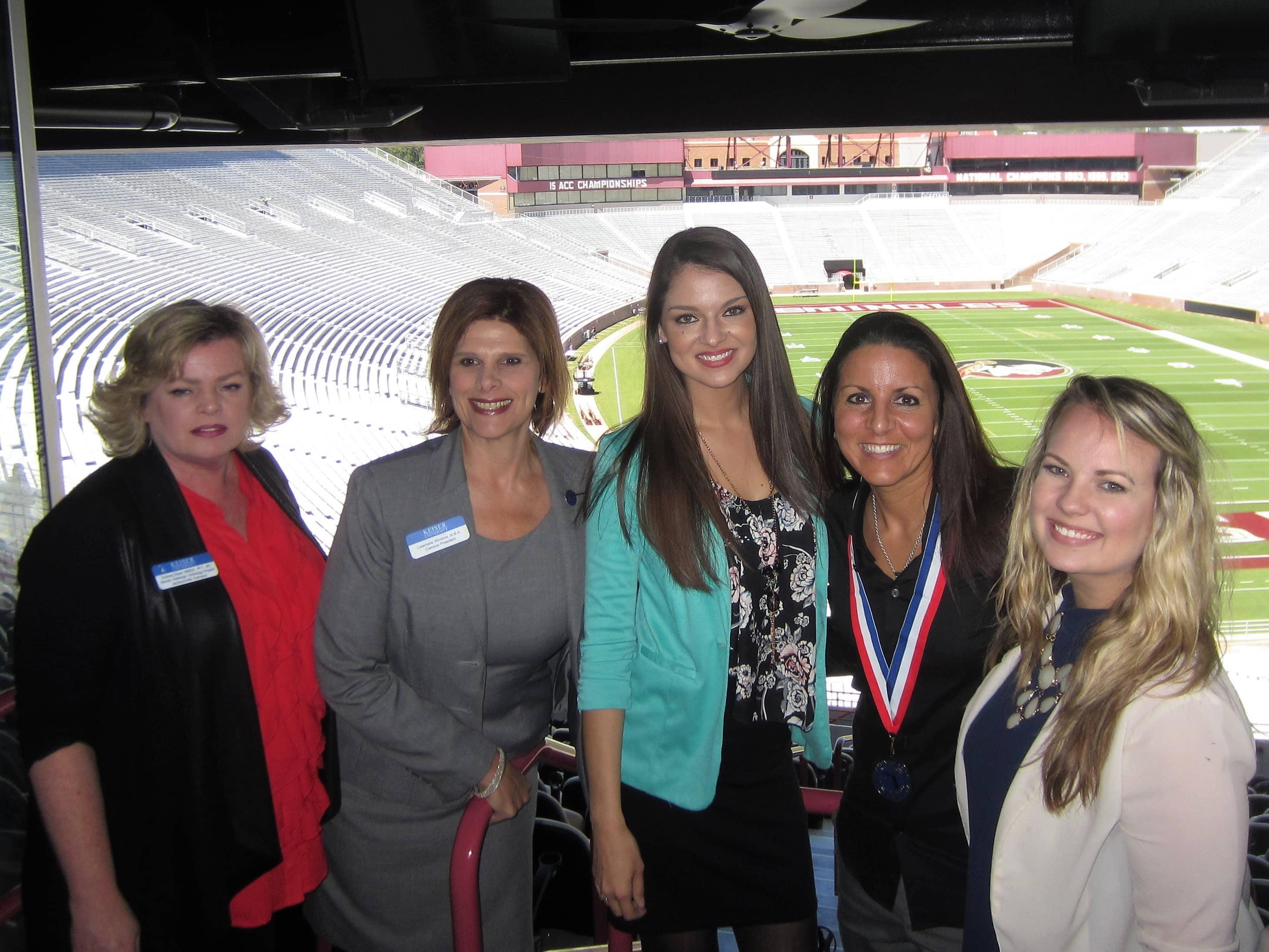STUDENT SPOTLIGHT: All Florida Academic Team Award Winner, Melissa Esposito
