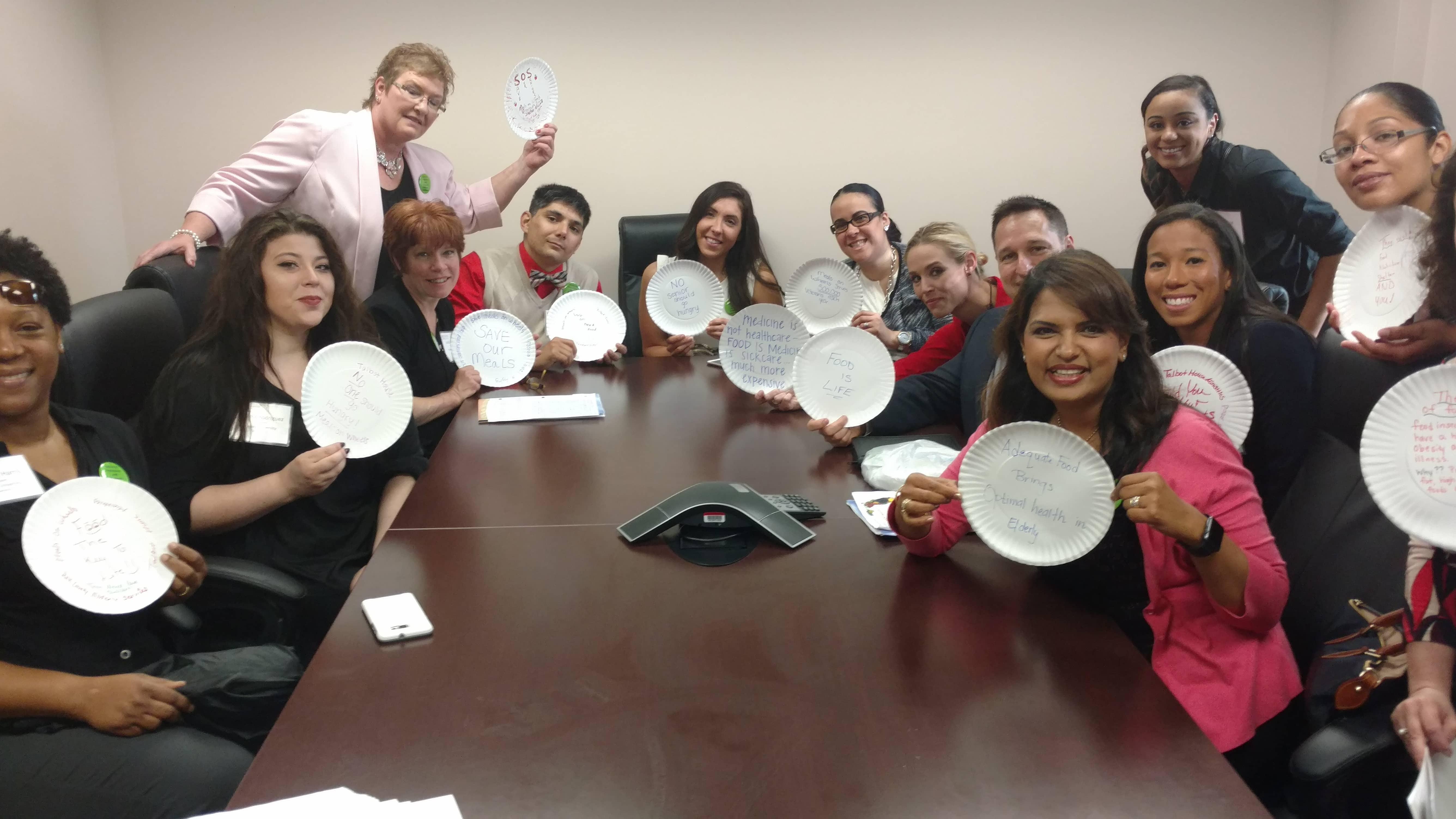 Lakeland D&N Students Visit Tallahassee
