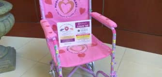 MA chair for charity April 2017 (4)