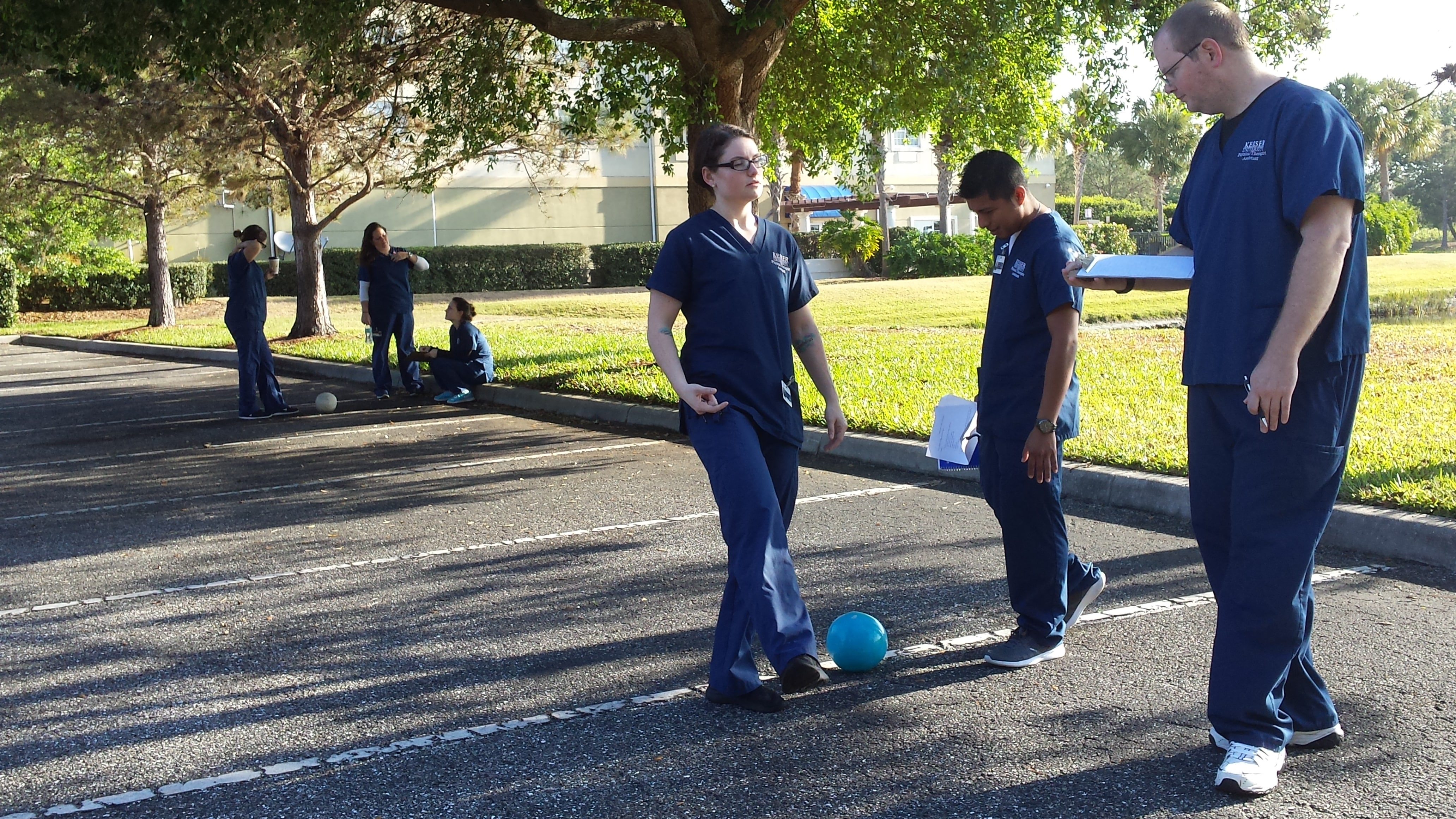 Sarasota PTA Students Participate in Outdoor Lab