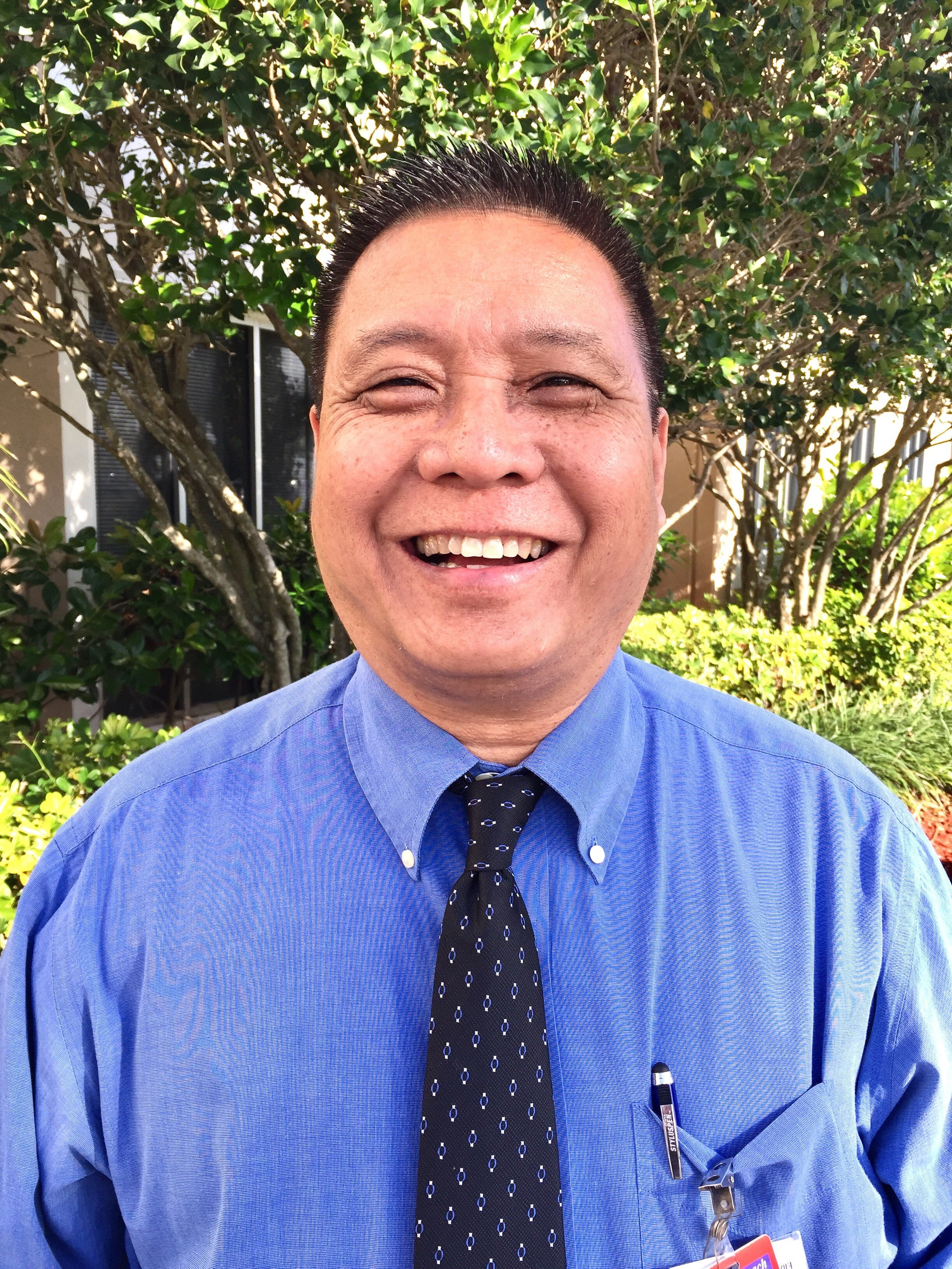 FACULTY SPOTLIGHT for #NursesWeek – Arnel Lorinos MSN, RN at KU West Palm Beach