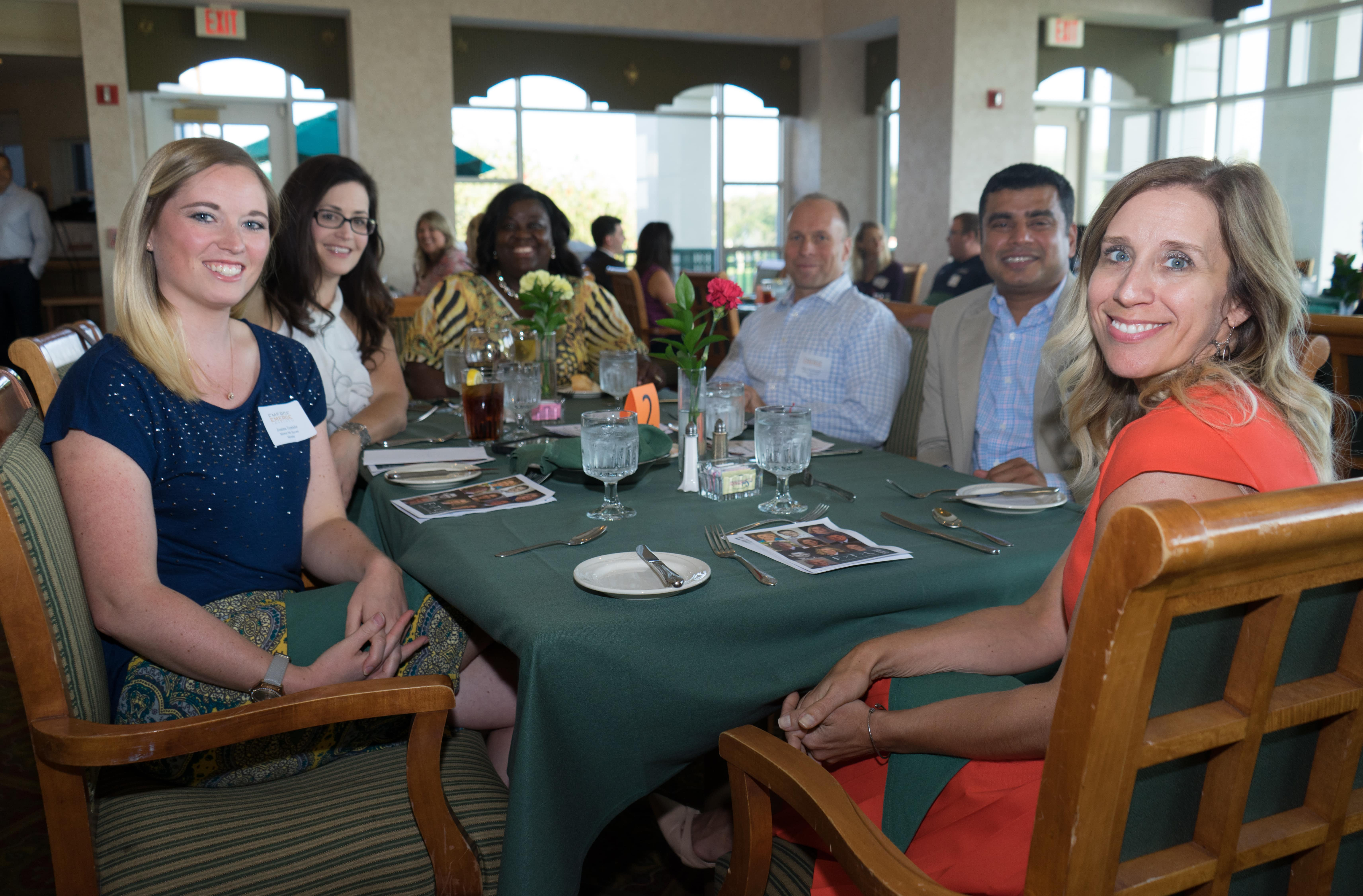 The Lakeland Campus Represents Keiser University at EMERGE Young Professionals