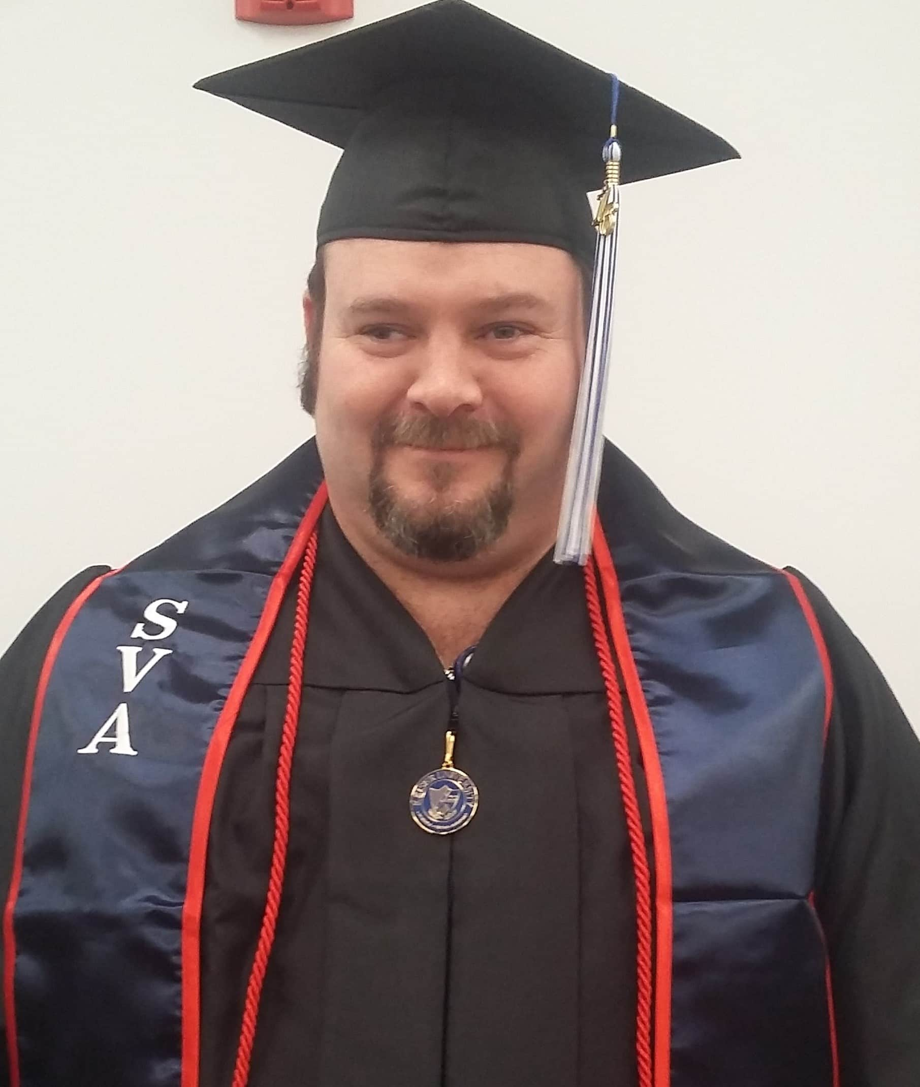 GRADUATE SPOTLIGHT for #NursesWeek – Steven Grenville, AS in Nursing, Melbourne campus