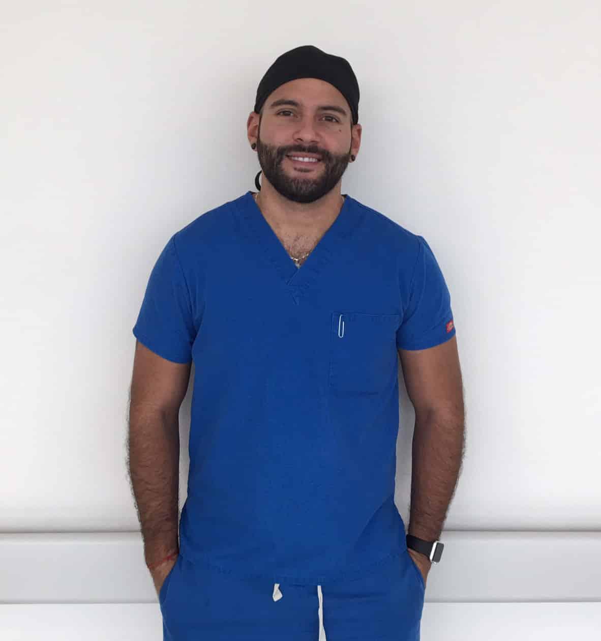 GRADUATE SPOTLIGHT for #NursesWeek – Pedro Peña, AS in Nursing, Miami campus