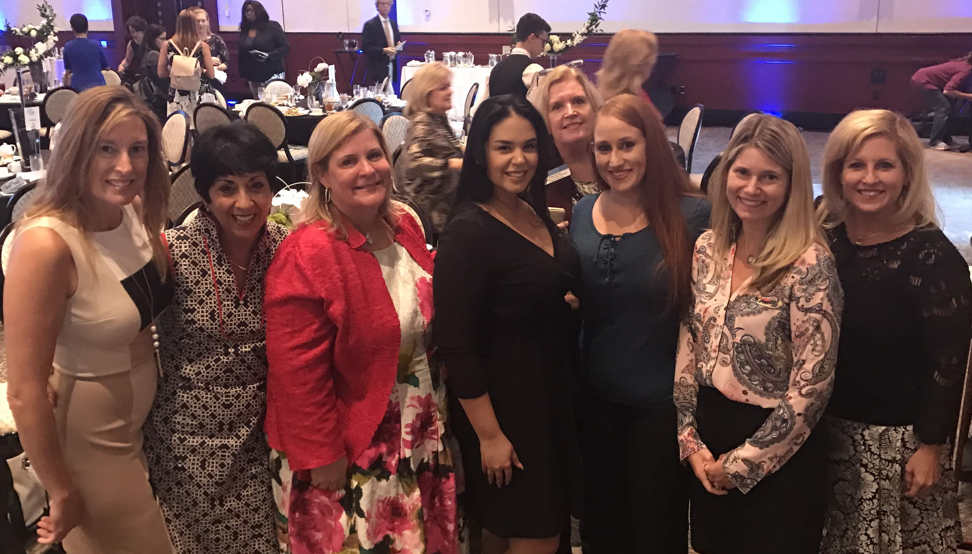 The Executive Women of the Palm Beaches Awarded Two West Palm Beach Students Scholarships