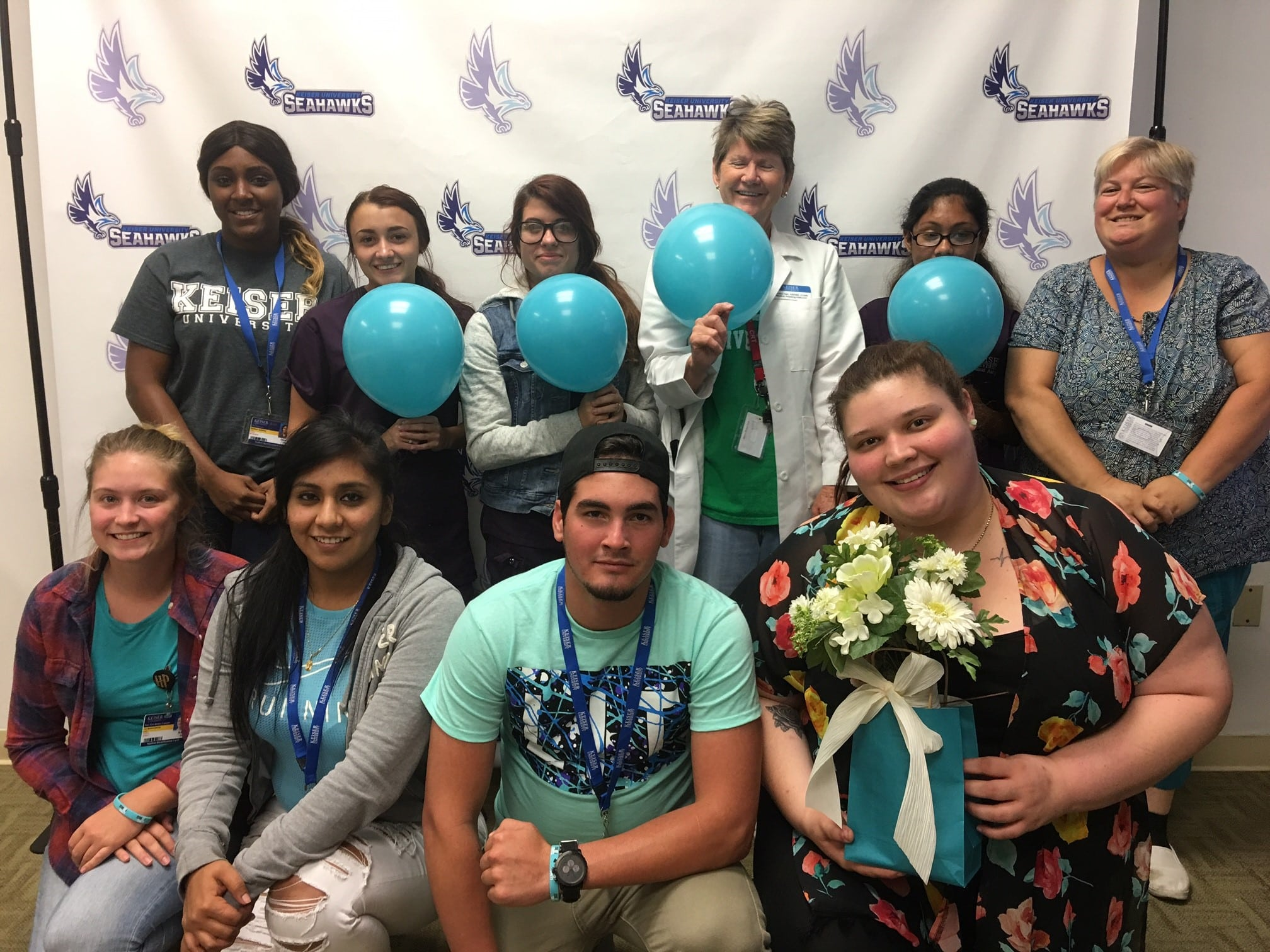 Turquoise Takeover at New Port Richey and Clearwater