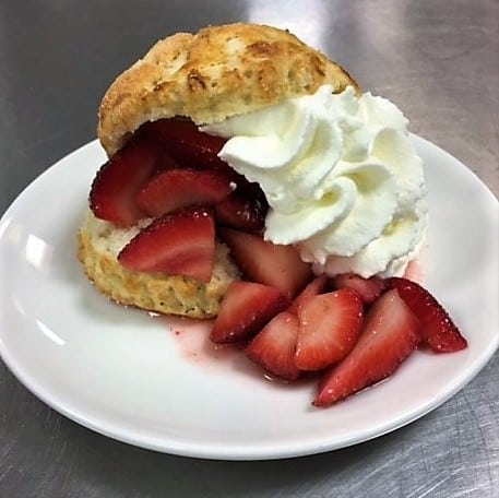 Today is National Strawberry Shortcake Day