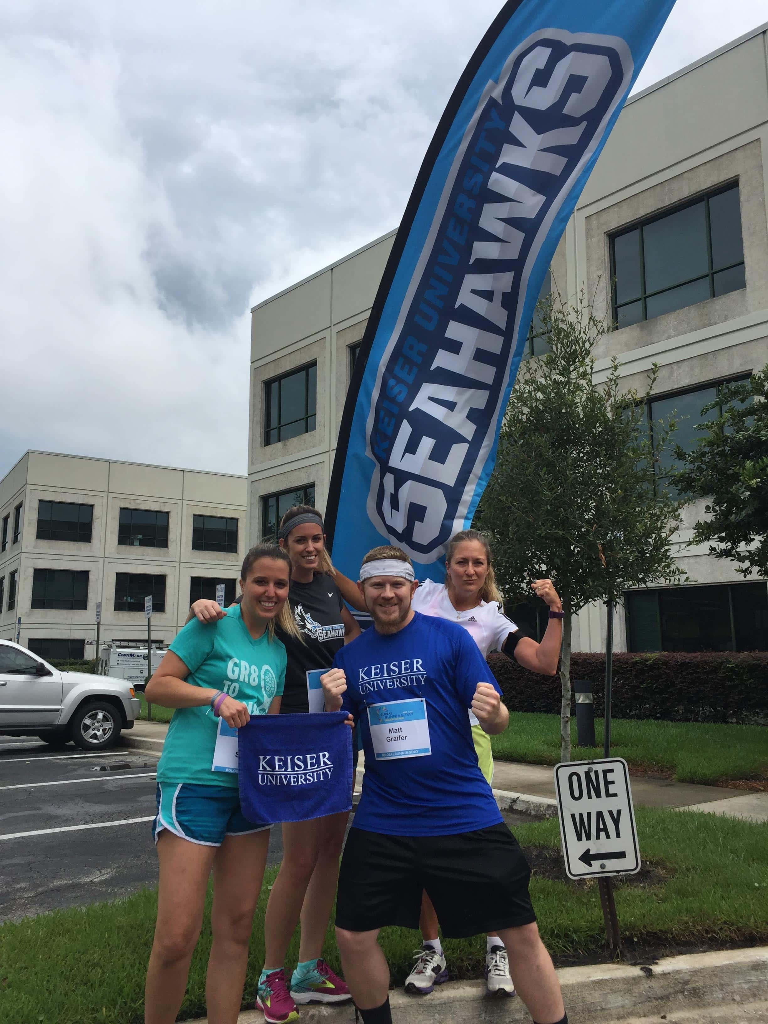 Jacksonville Celebrates Global Running Day