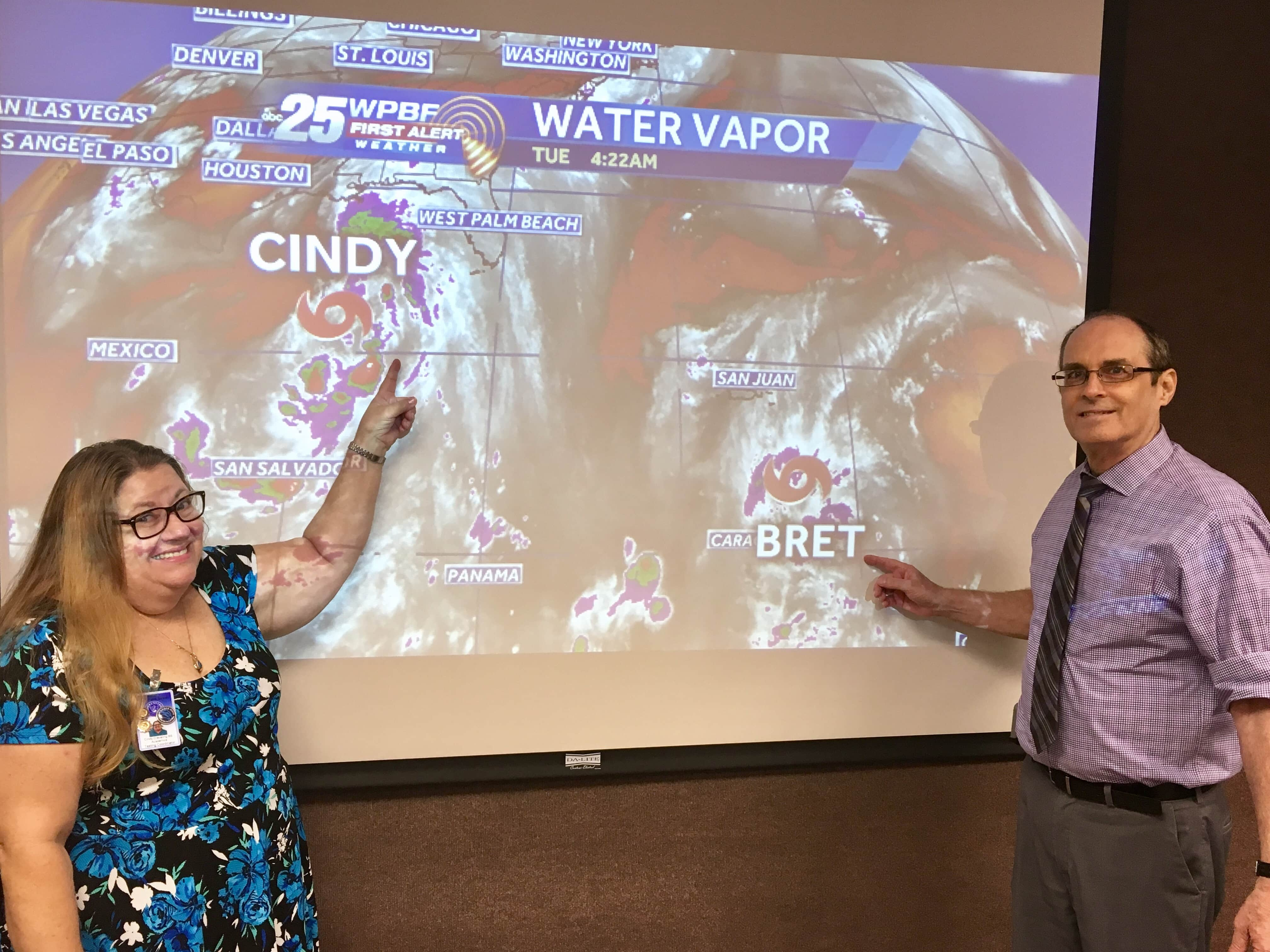 West Palm Beach Held a Hurricane Preparedness Event