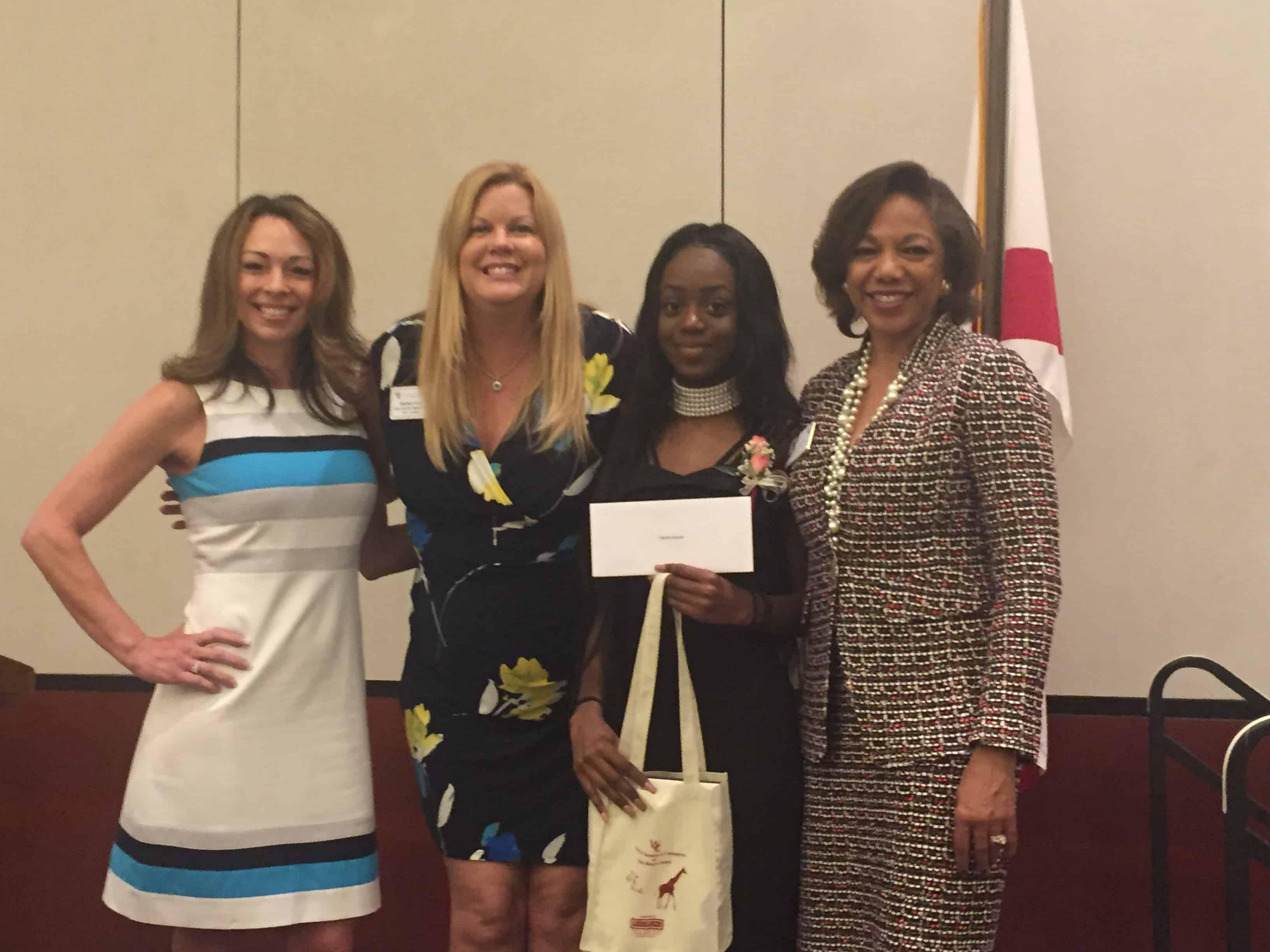 KU Sponsors Women's Chamber Scholarship Luncheon