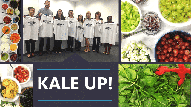 Dietetic & Nutrition Students Educate Their Campus About Kale