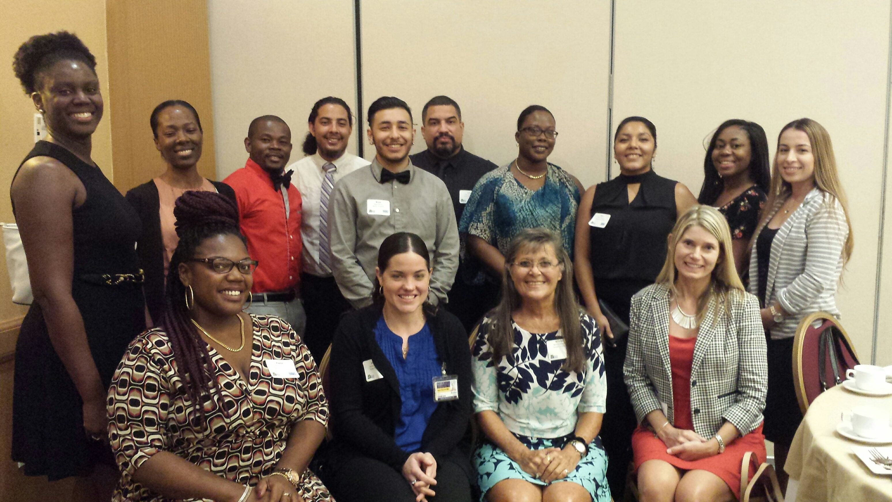 West Palm Beach Students Attend HR Association Meeting