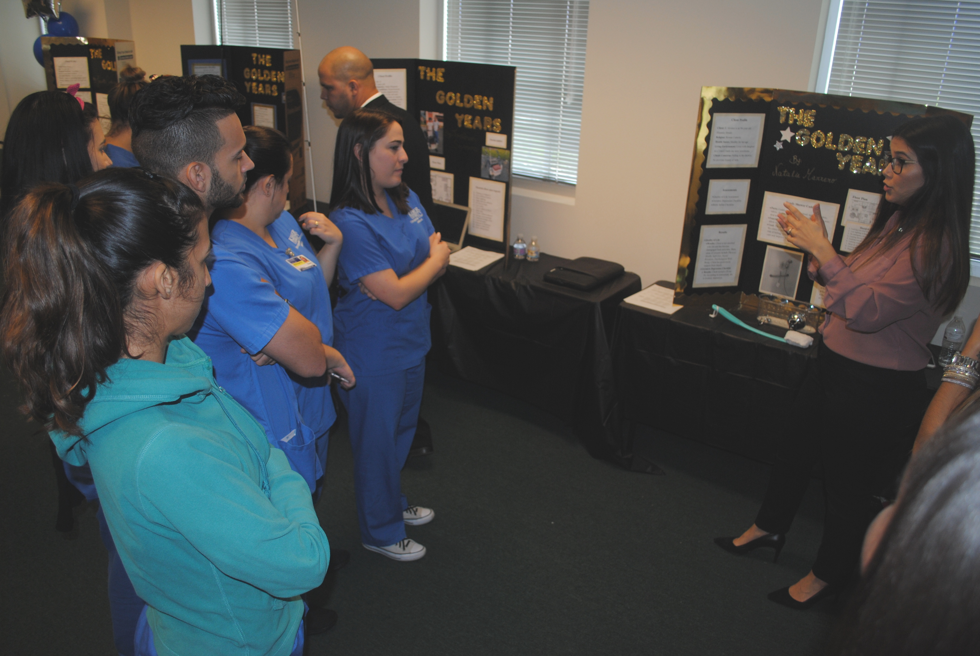 Miami OTA Students Showcases Aging in Place Projects